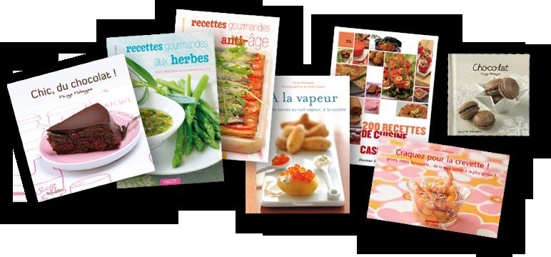 Références culinaires - Alain Caste