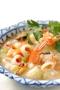 Potage thaï aux fruits de mer