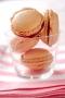 Macarons à la griotte