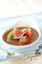 Soupe de chocolat aux fruits d'été