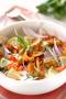 Salade de moules au citron vert